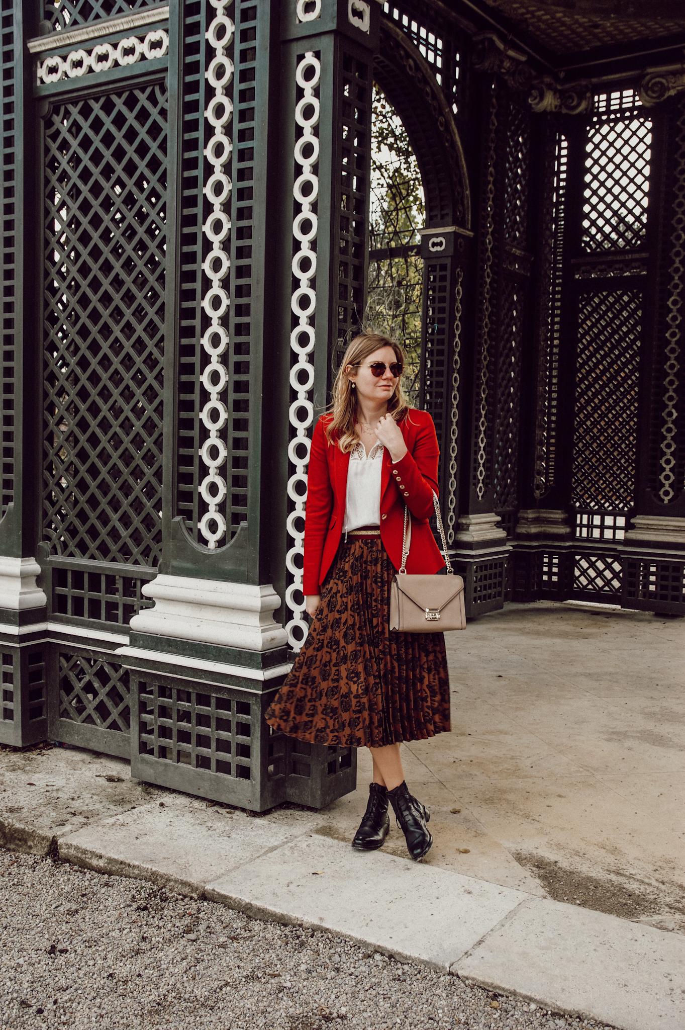 Outfit Streetstyle Schloss Schönbrunn Mos Mosh