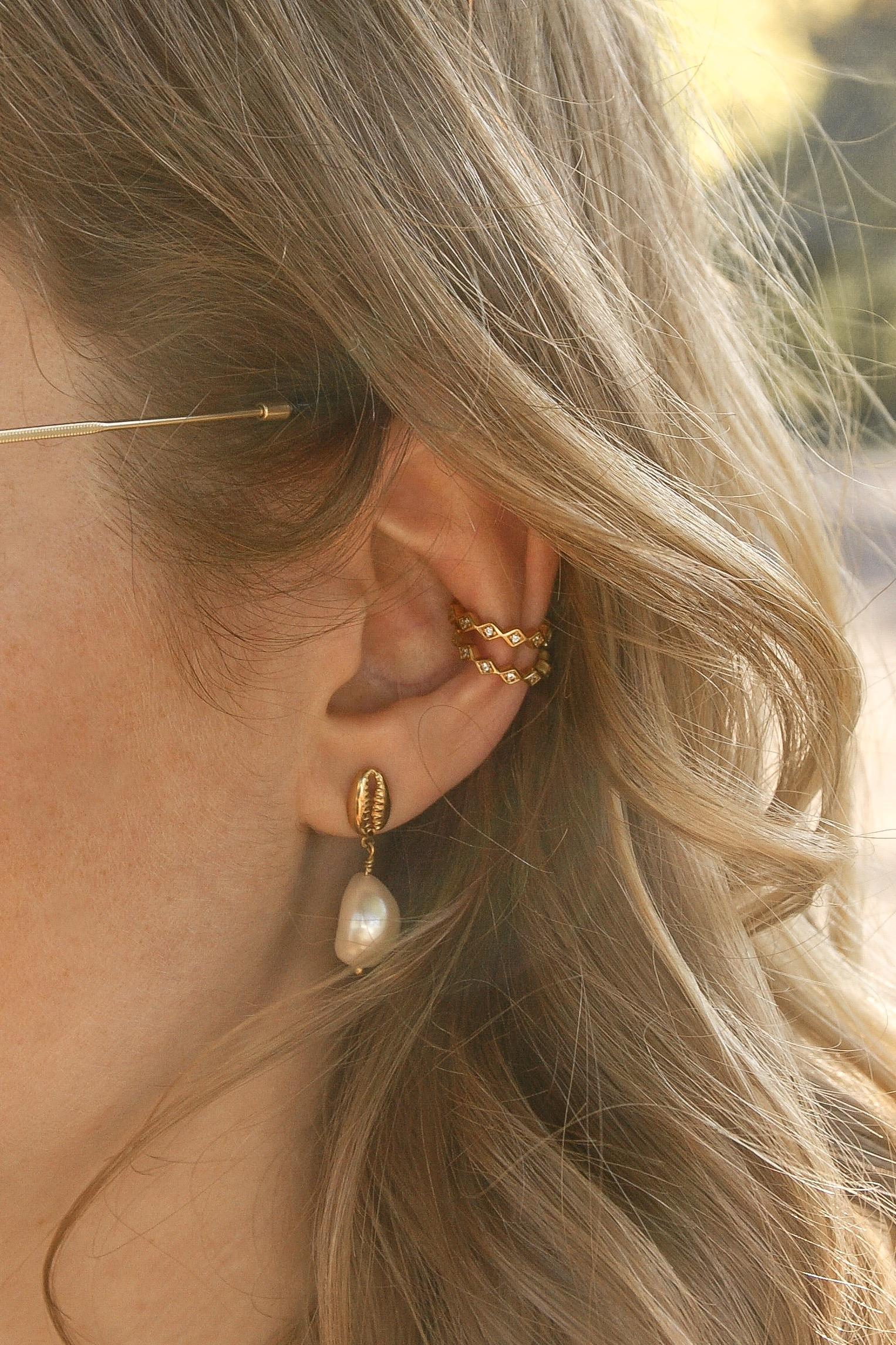 Safira earcuff