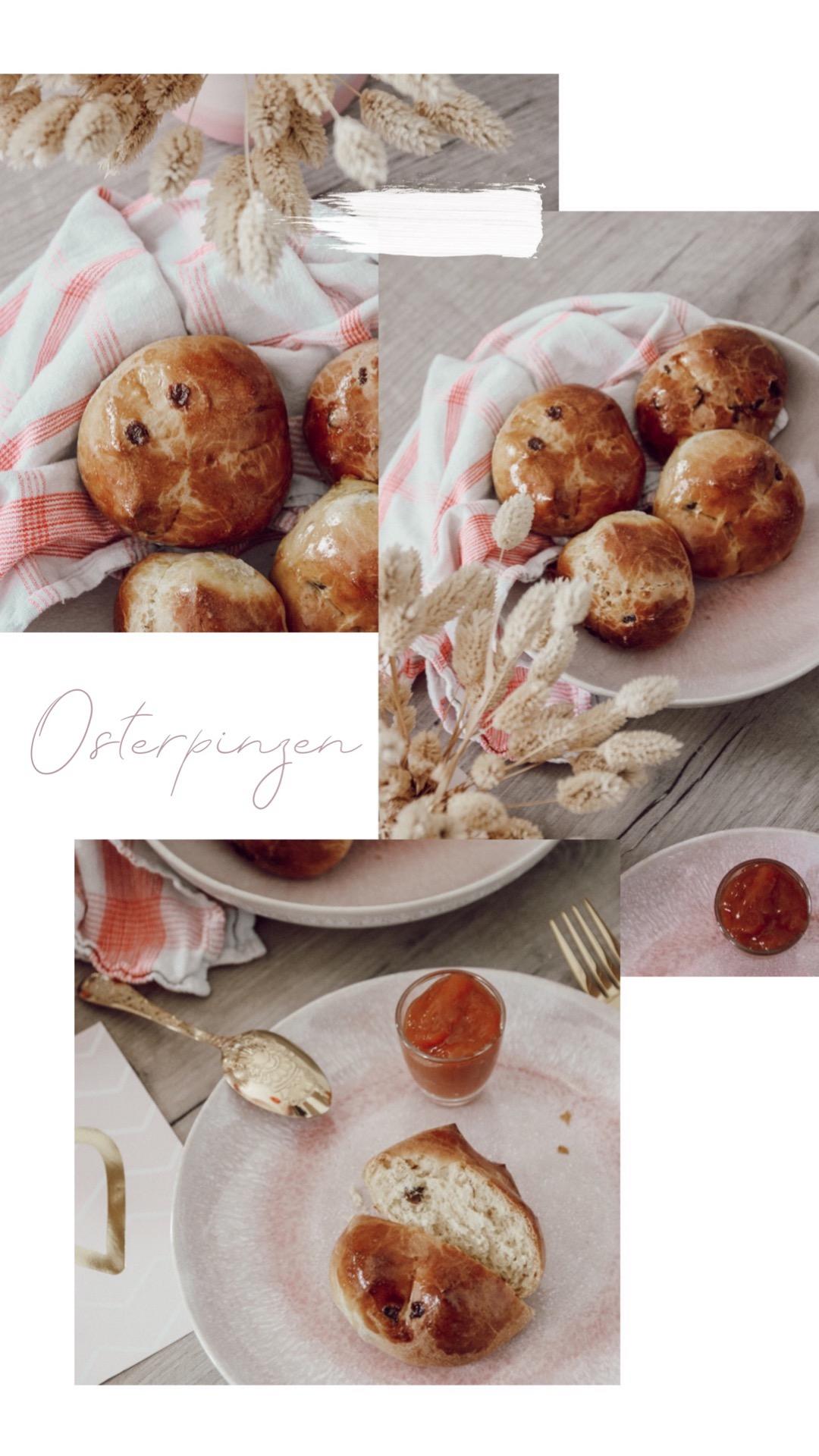 Osterpinzen Rezept