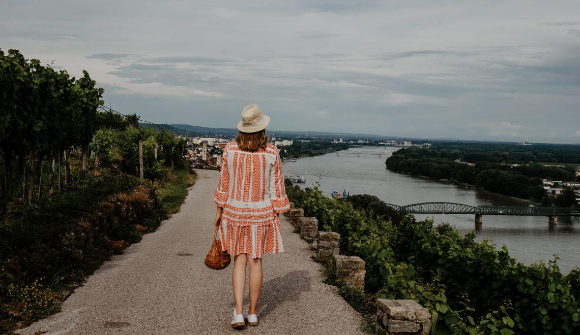 Wachau: Wanderung entlang der Kremser Weingärten
