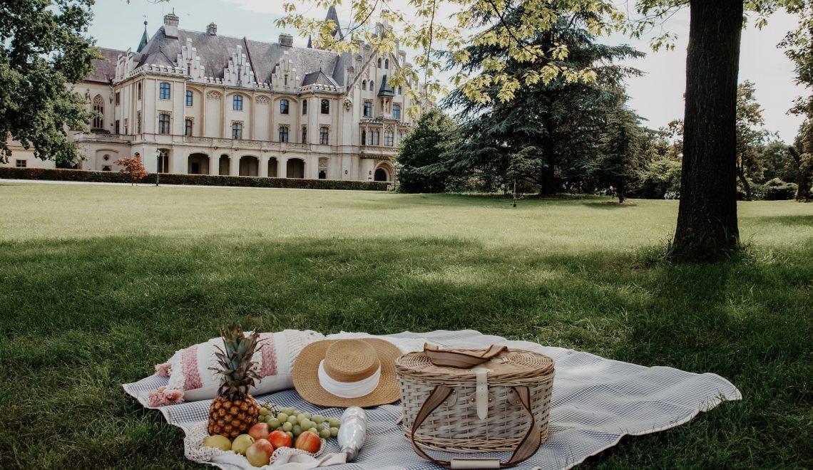 Schloss Grafenegg: Picknick im Schlosspark & Rezepte
