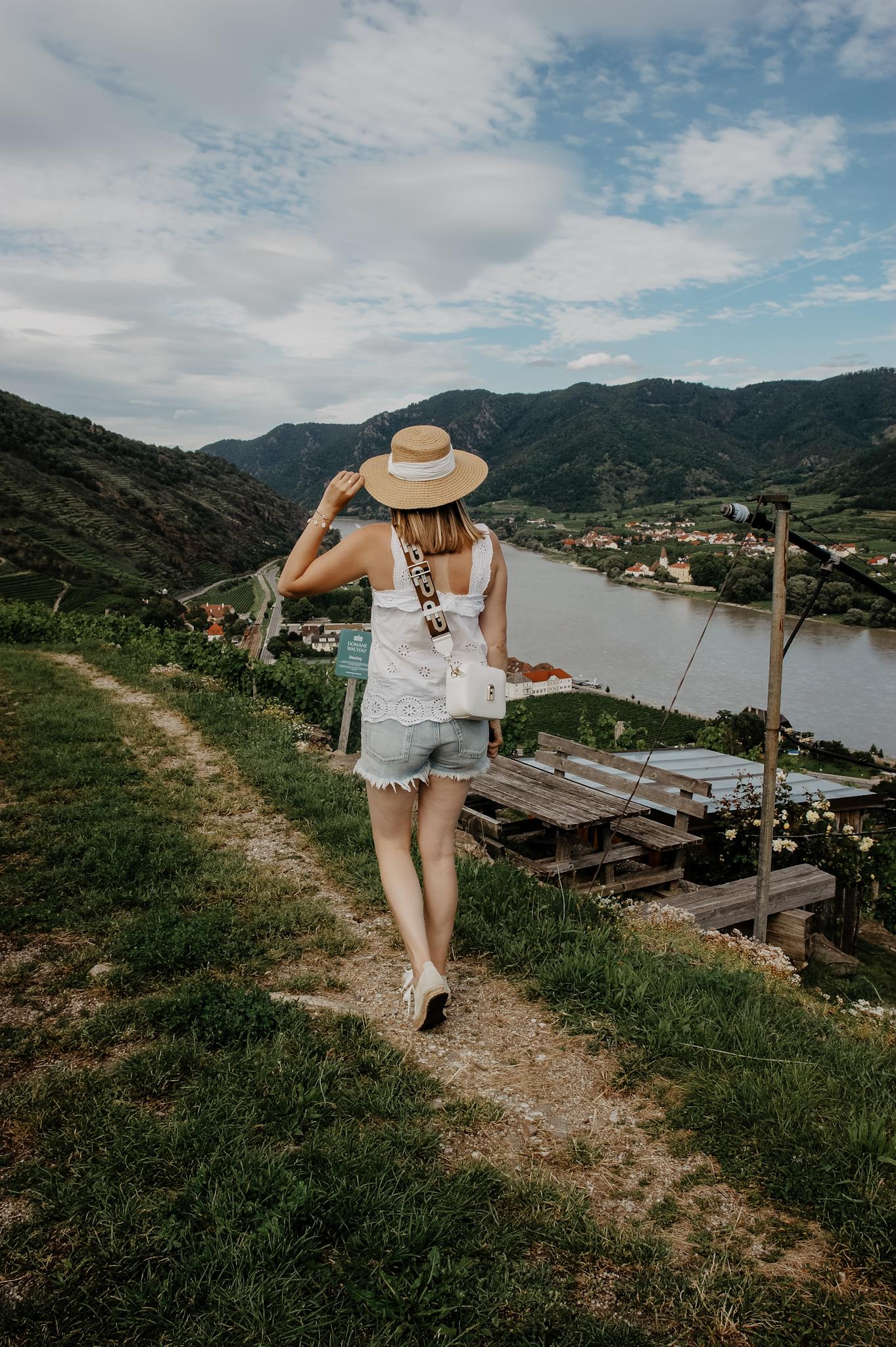 Wachau Wanderung Tausendeimerberg
