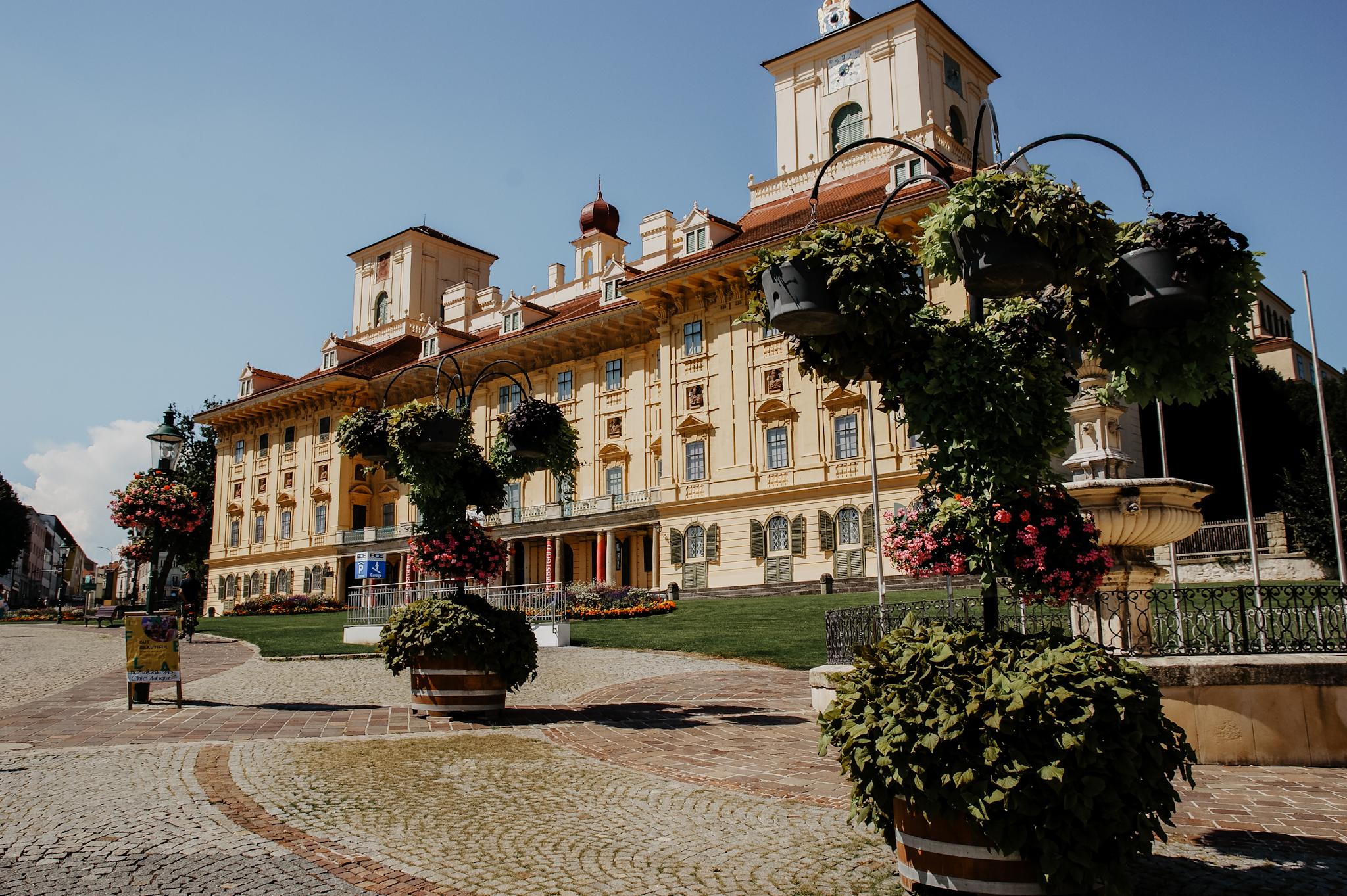 Schloss Esterhazy Eisenstadt