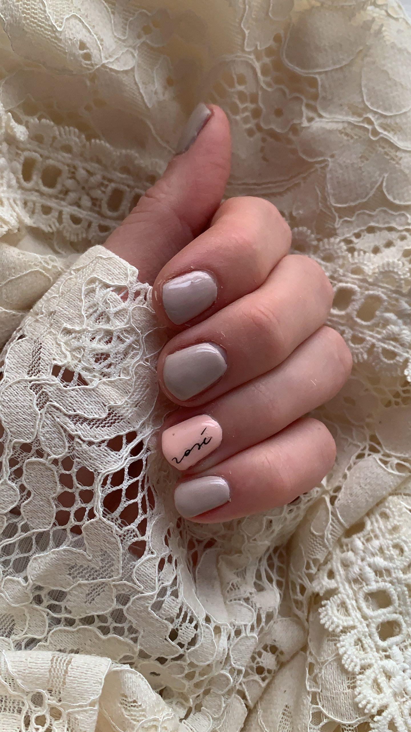Striplac Review Rainbow nails