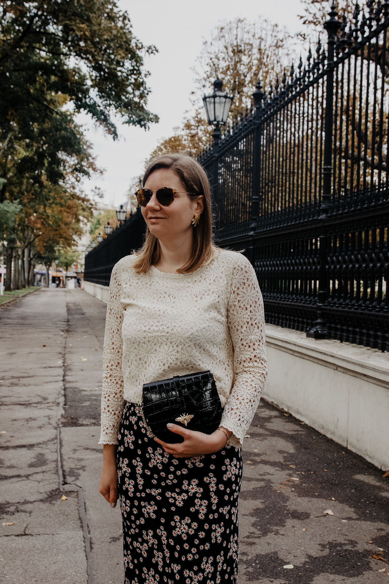 Boutique Libertie Autumn Streetstyle Outfit