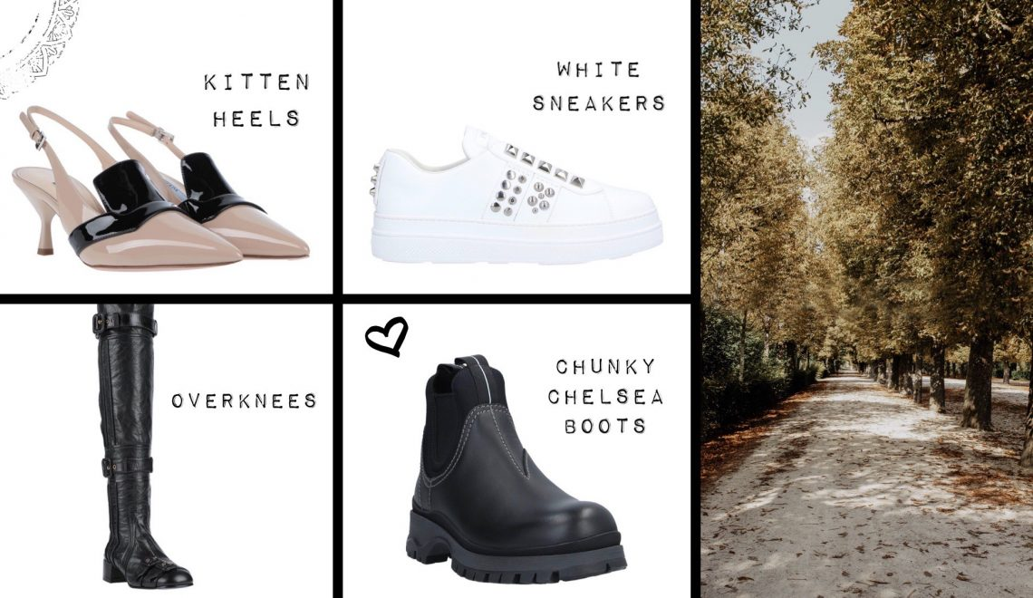 Schuhtrends Herbst Winter 2020