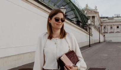 Sézane Bluse Autumn Outfit
