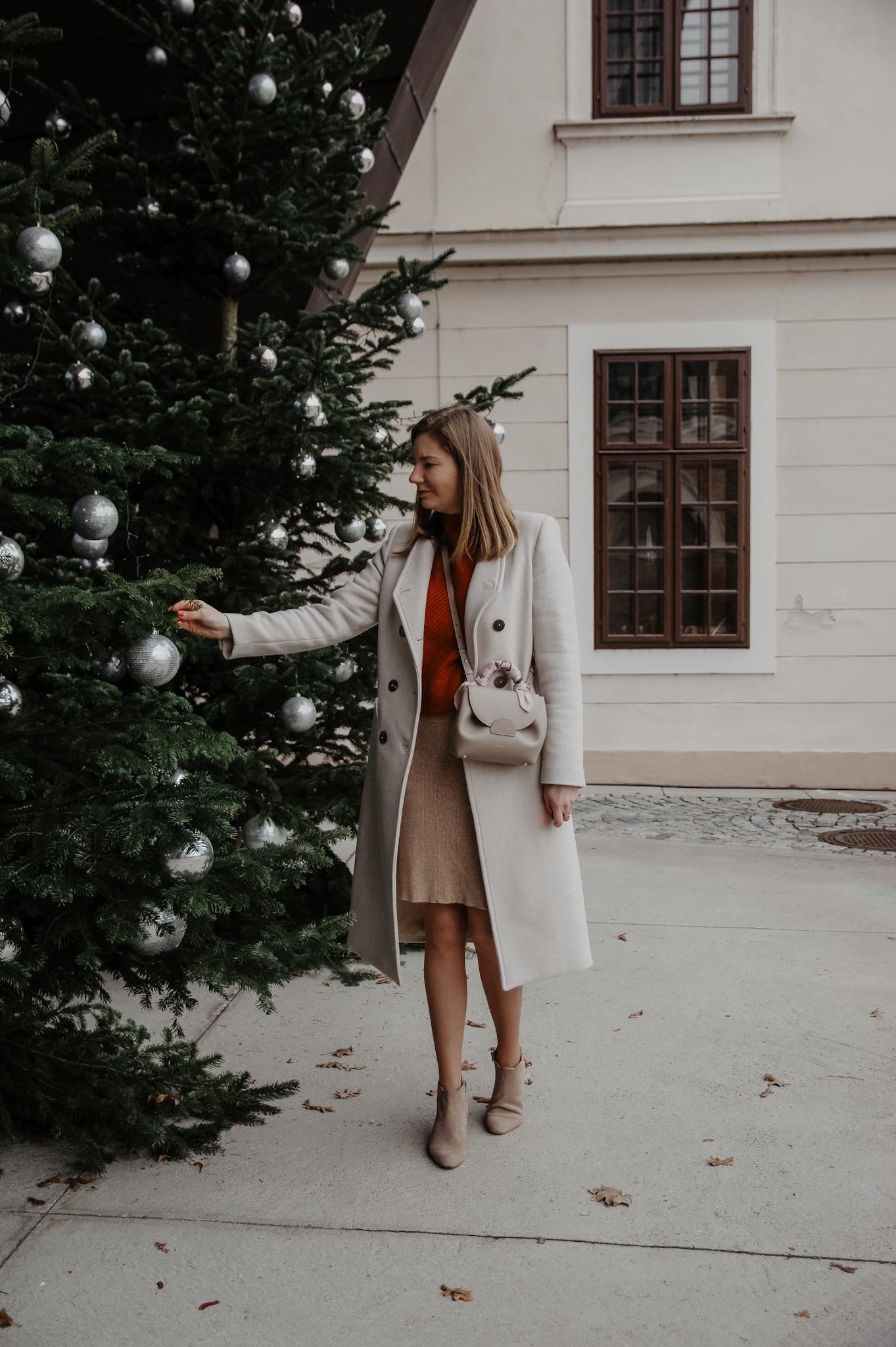 Outfit Winter casual Weihnachten