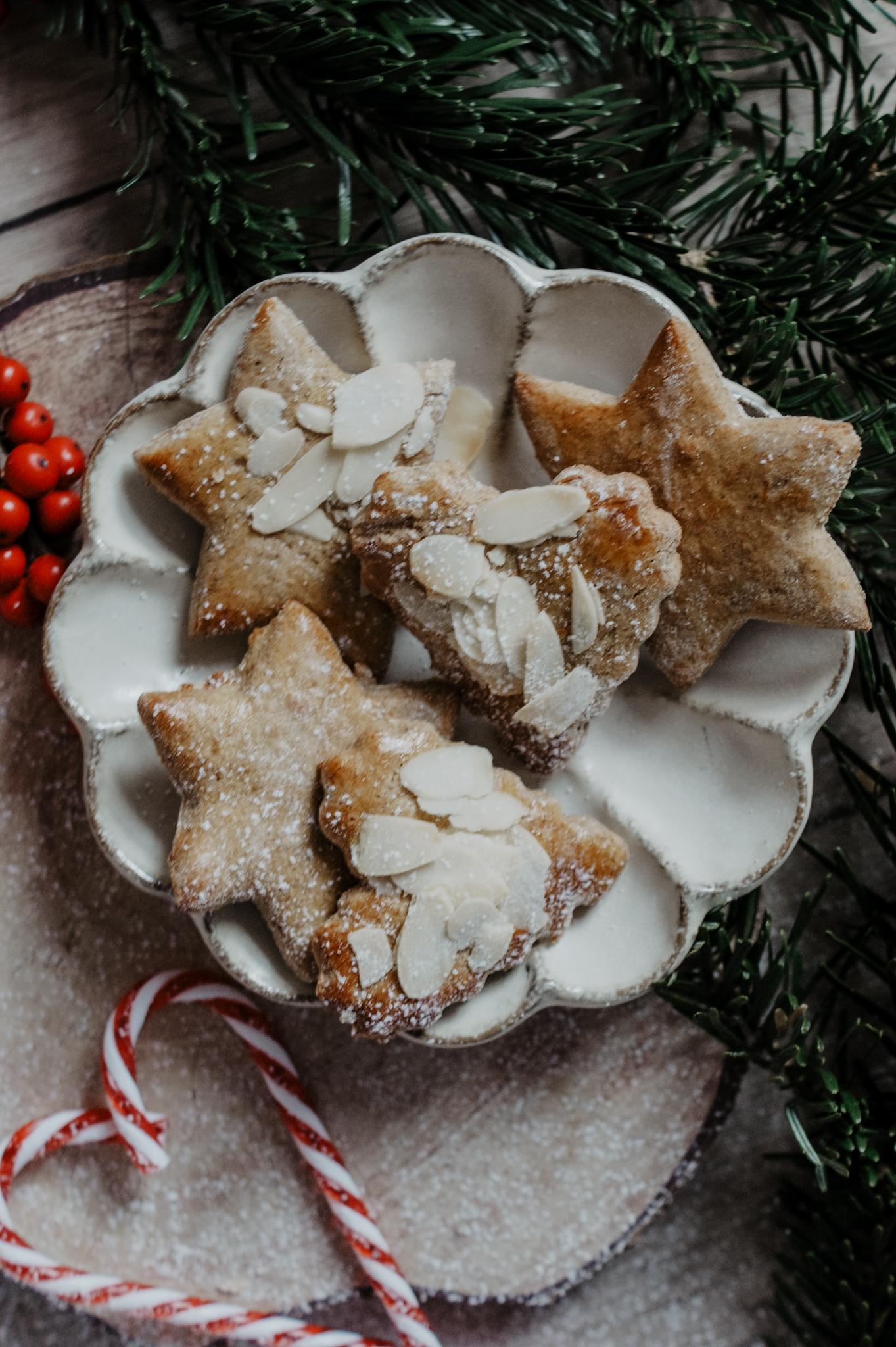 Lebkuchen Rezept, Weihnachtskekse