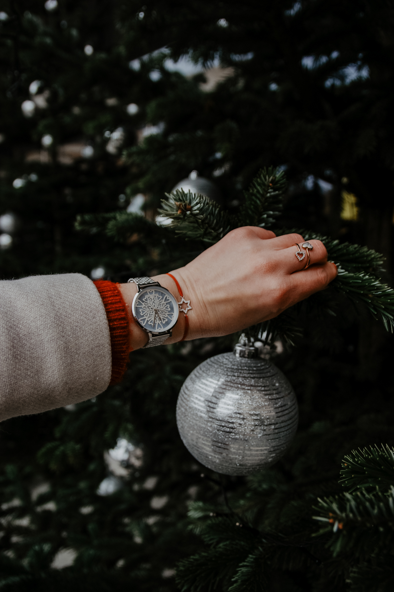 Julie Julsen Uhr Star crystal watch
