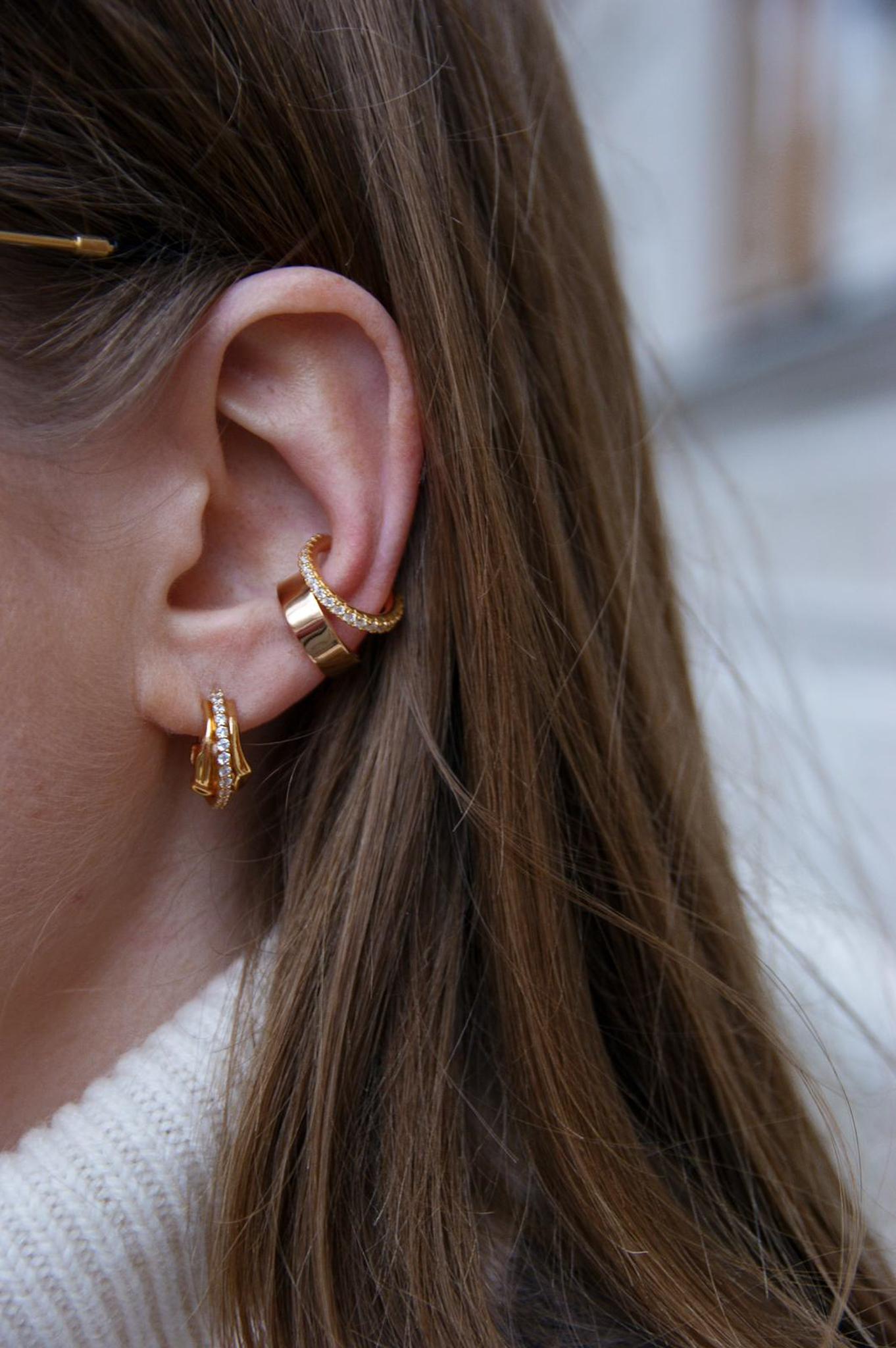 Sif Jakobs Ohrringe, earcuff, earring