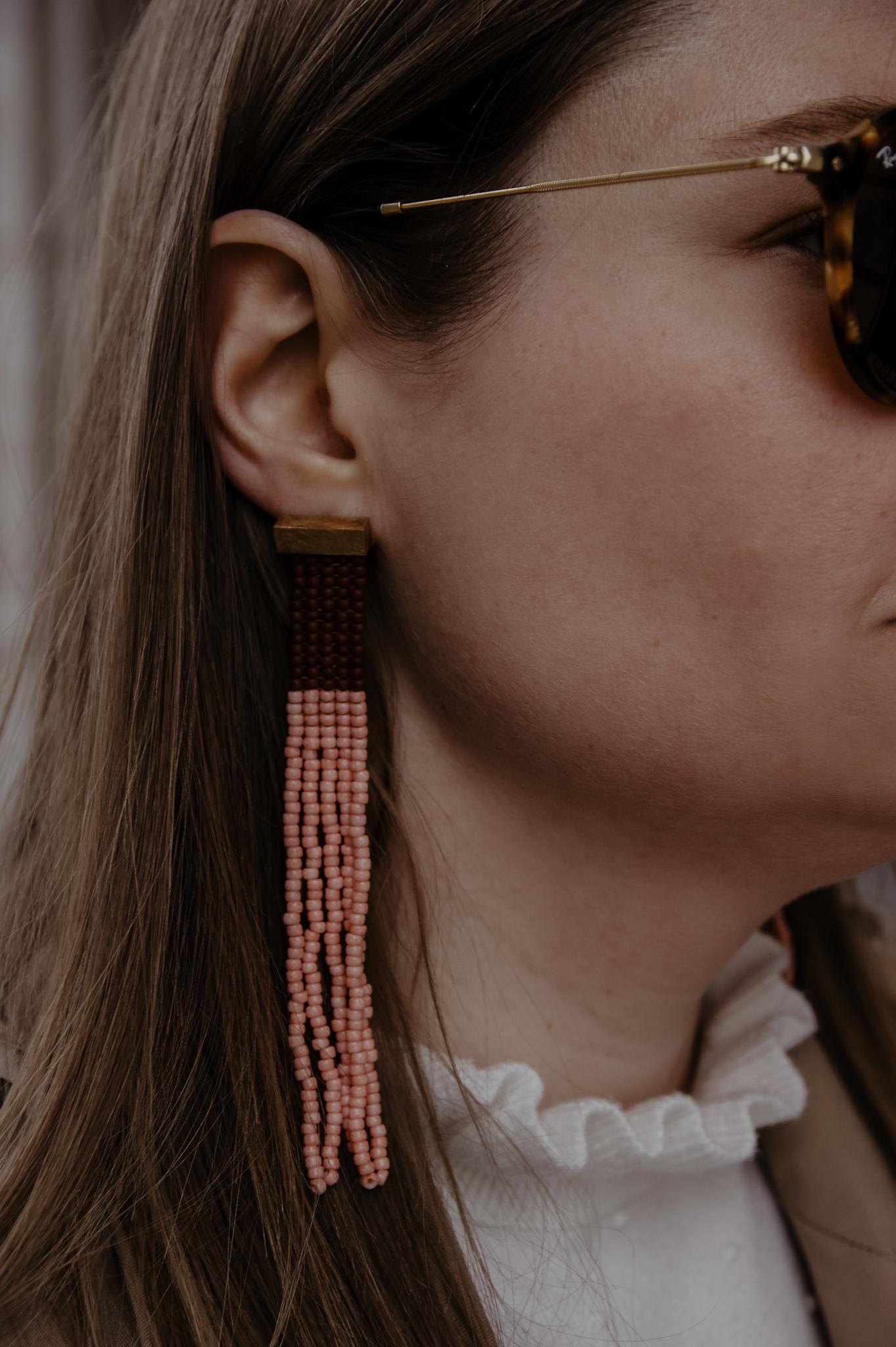 Perlen Ohrringe injewels