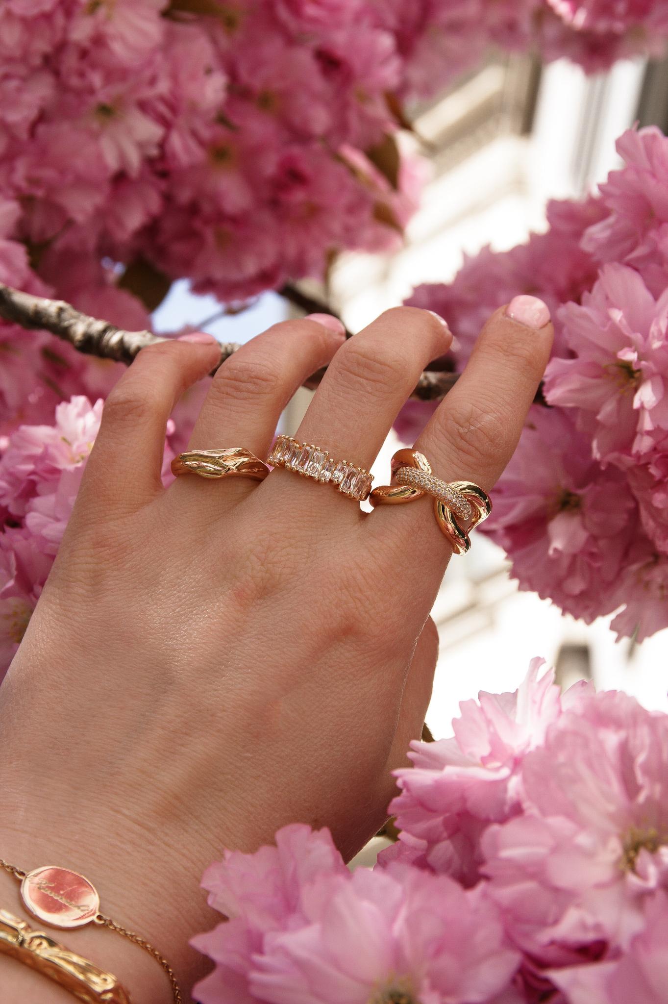 Sif Jakobs, Ring, Capri Tre, Antonella, Vulcanello, Cherry Blossom,