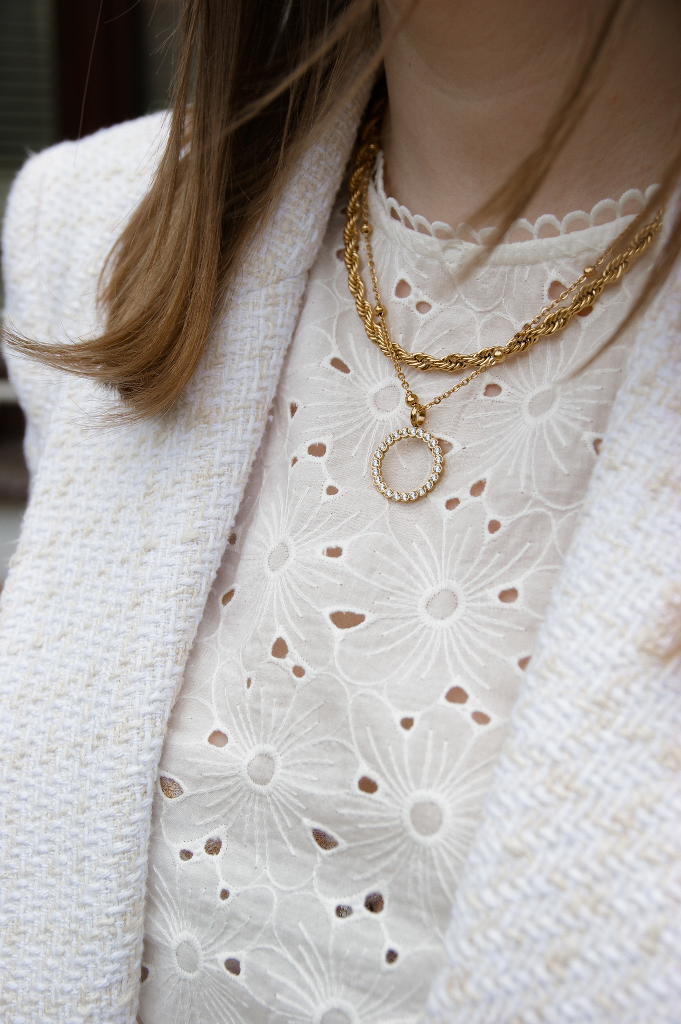 icrush necklace stack