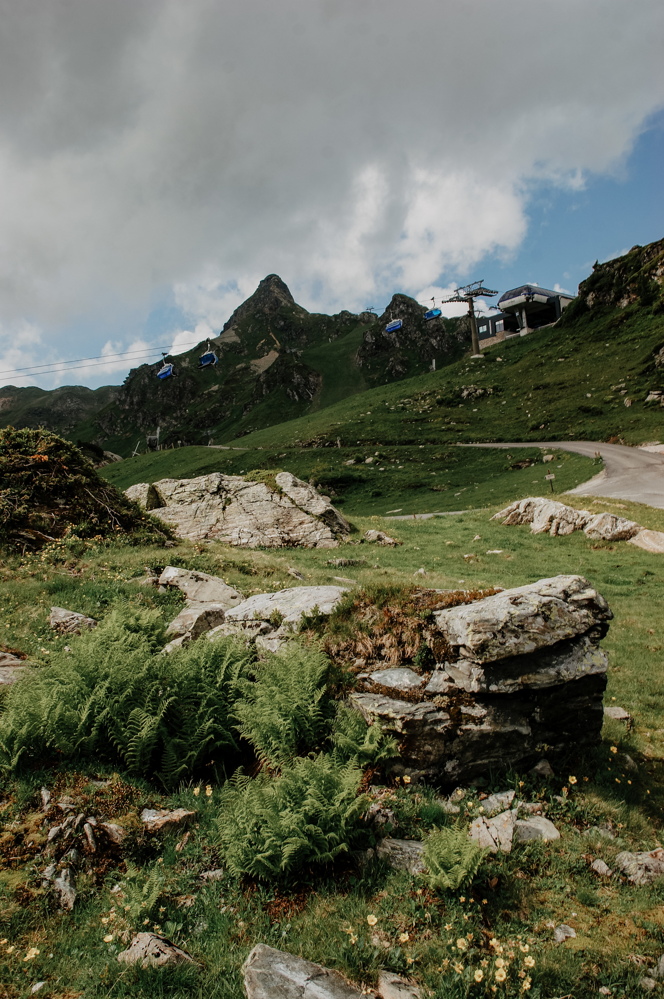 Wanderung Obertauern 3 Seen