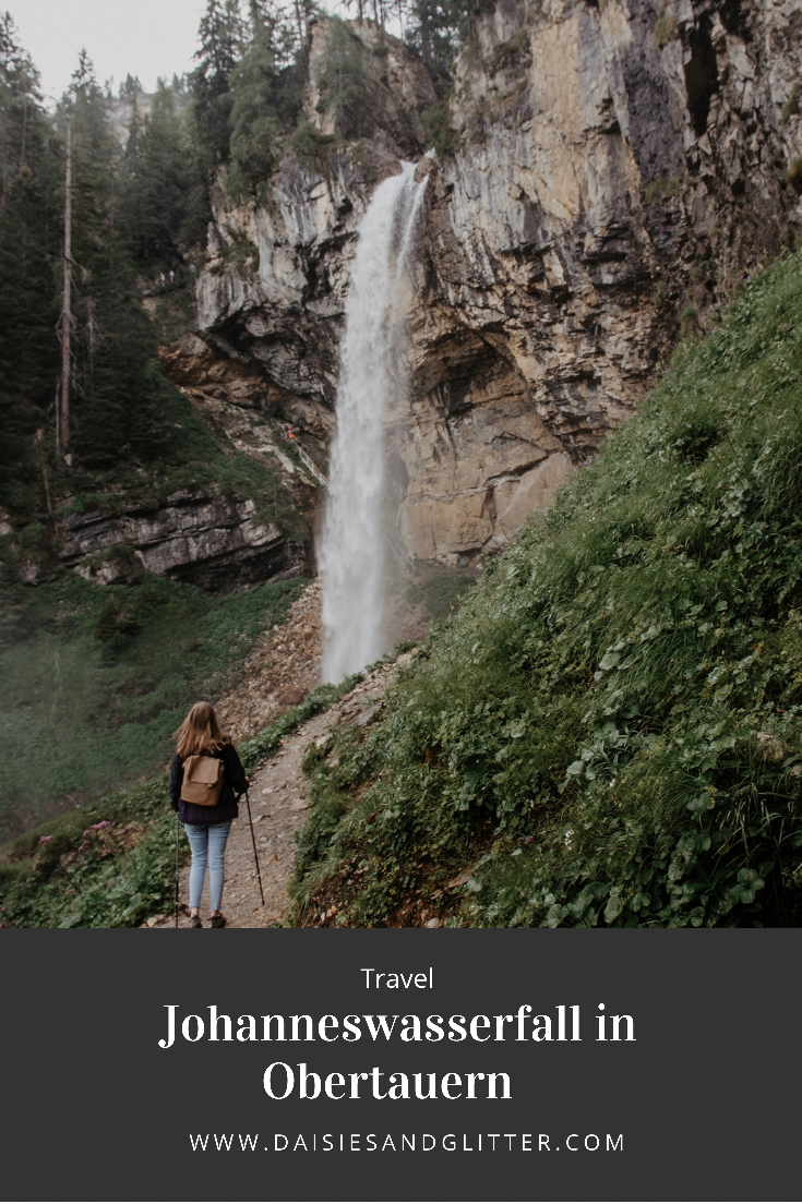Johanneswasserfall Obertauern