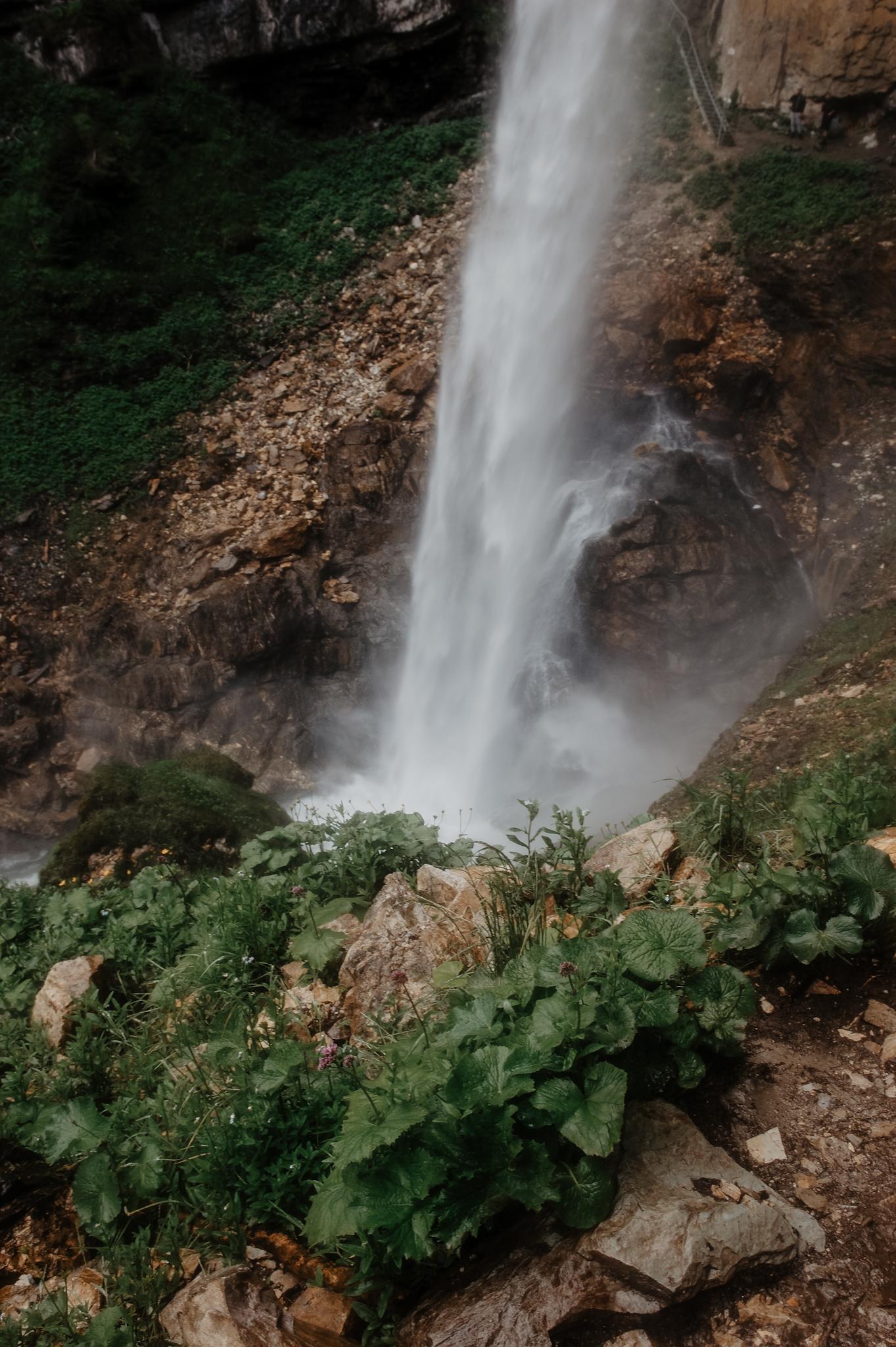 Obertauern, Wandern, Johanneswasserfall