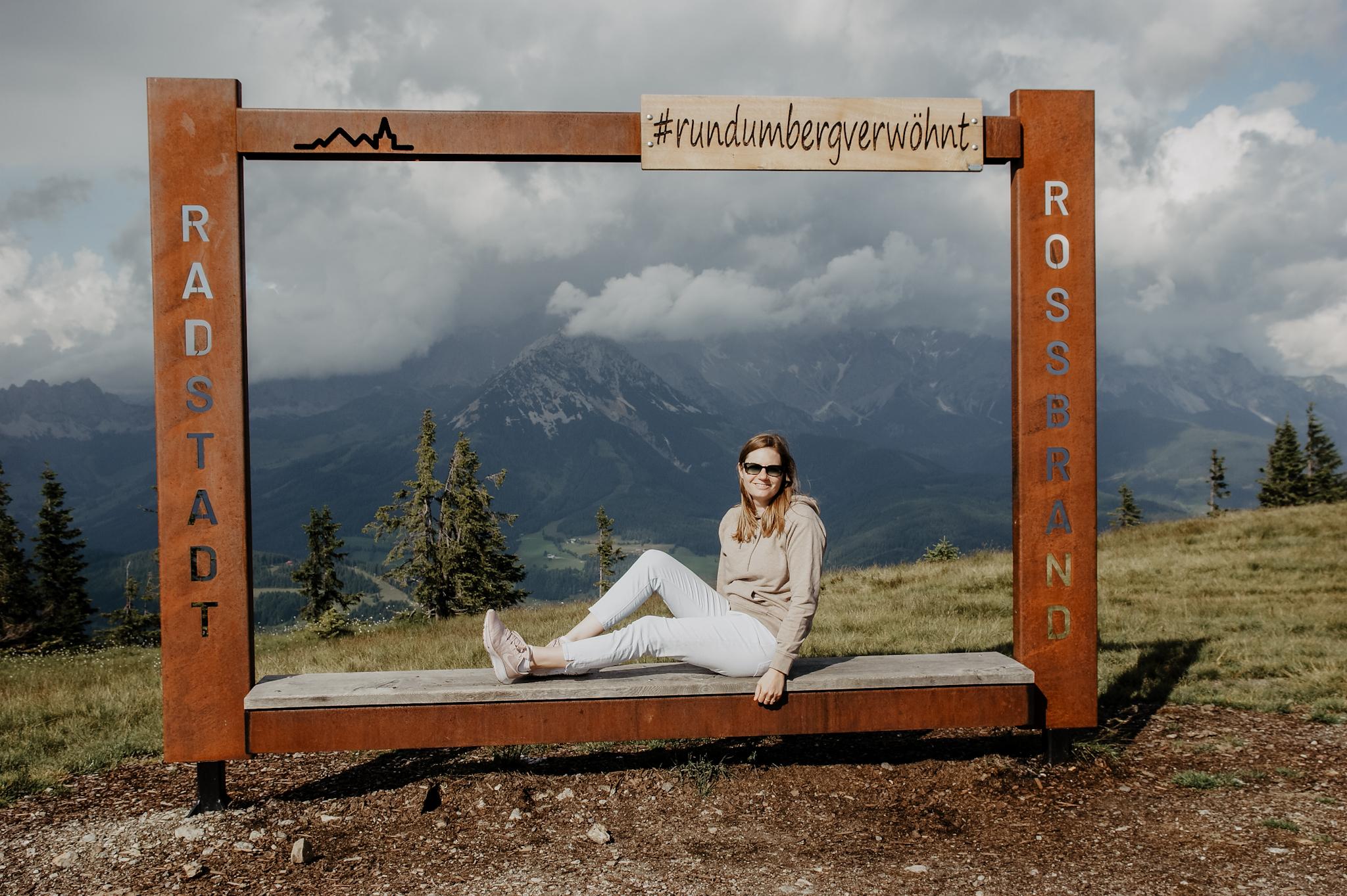 Rossbrand Radstadt Wanderung