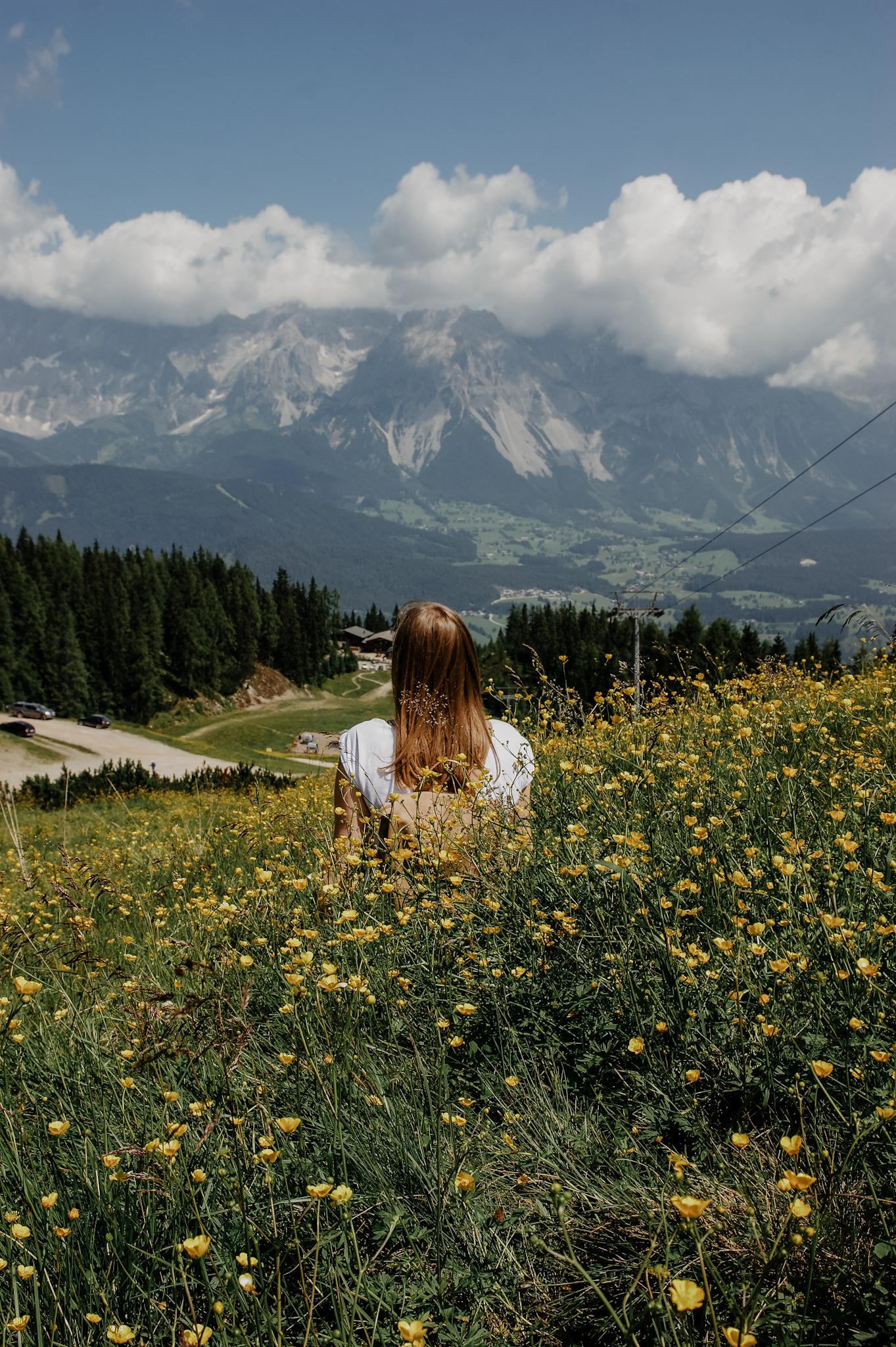 Reiteralm, Steiermark, Wandern