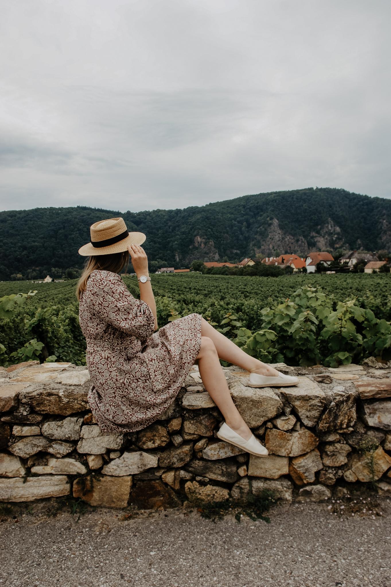 Herbstkleid, Wachau, Loiben, Ausflug,