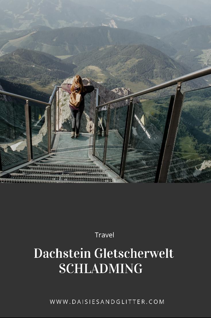 Dachstein Wanderung Schladming Ramsau Gletscher