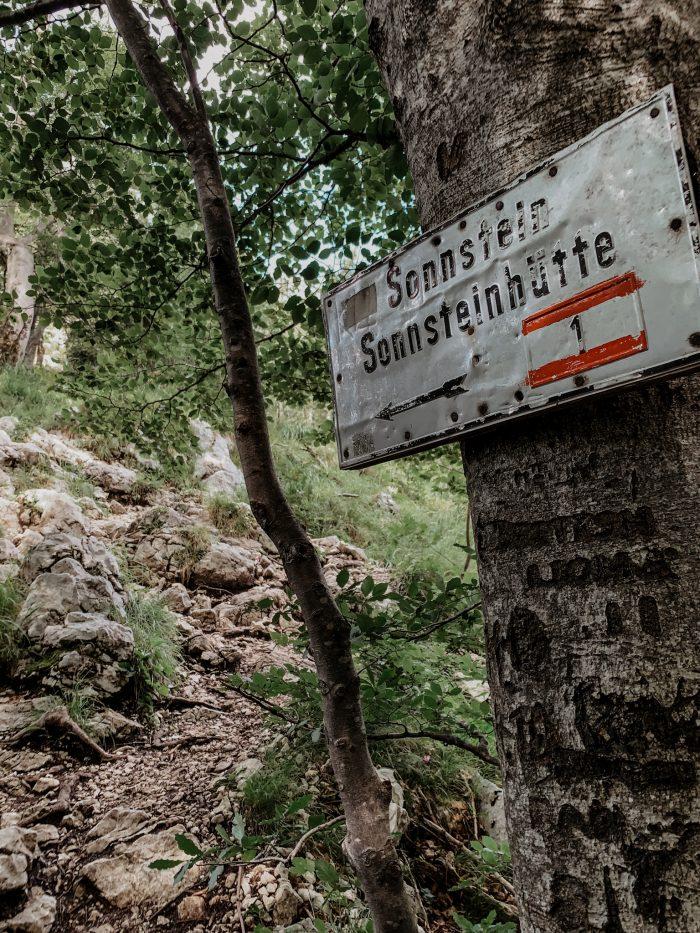 Kleiner Sonnstein, Traunstein, Salzkammergut