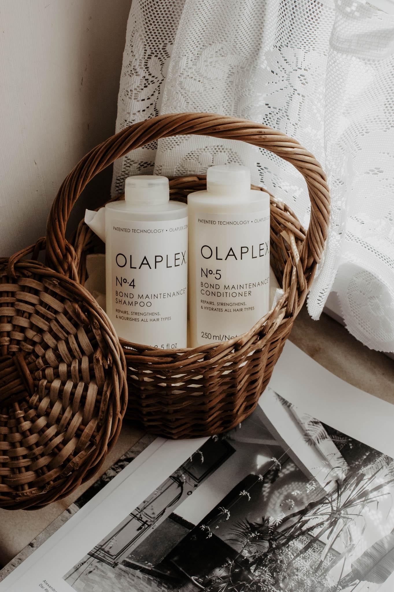 Olaplex Shampoo Conditioner Review Testbericht