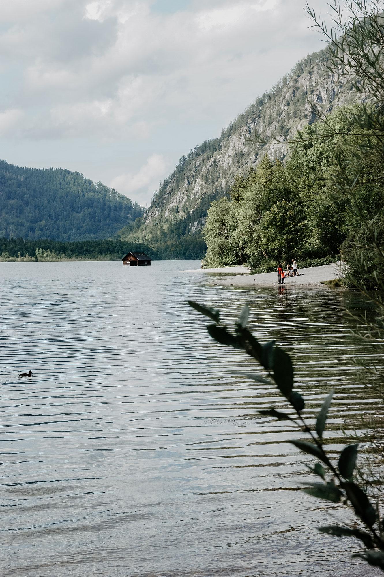 Almsee-Almtal-Wanderung
