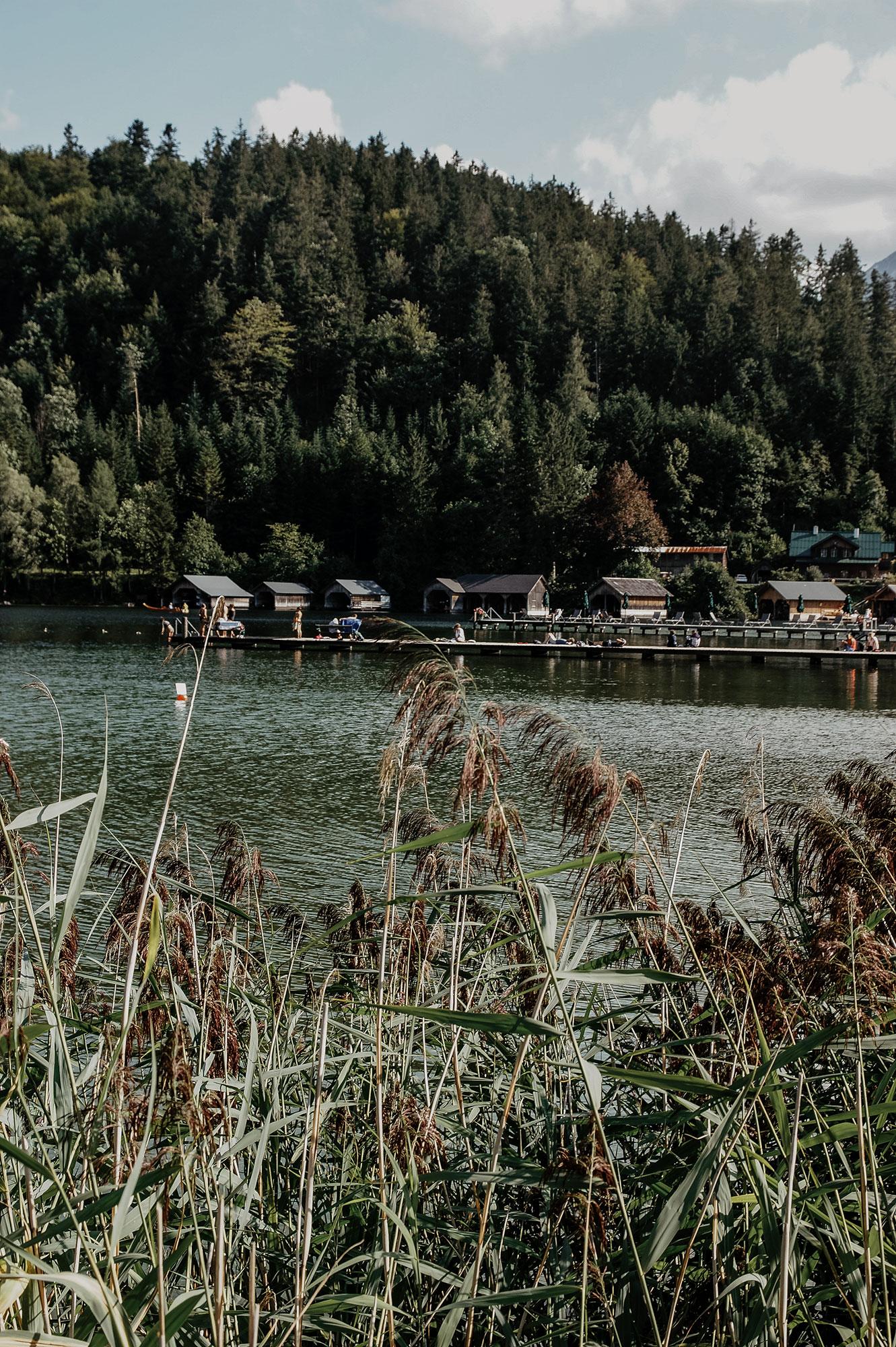 Altaussee-Loser-Panoramastrasse-See