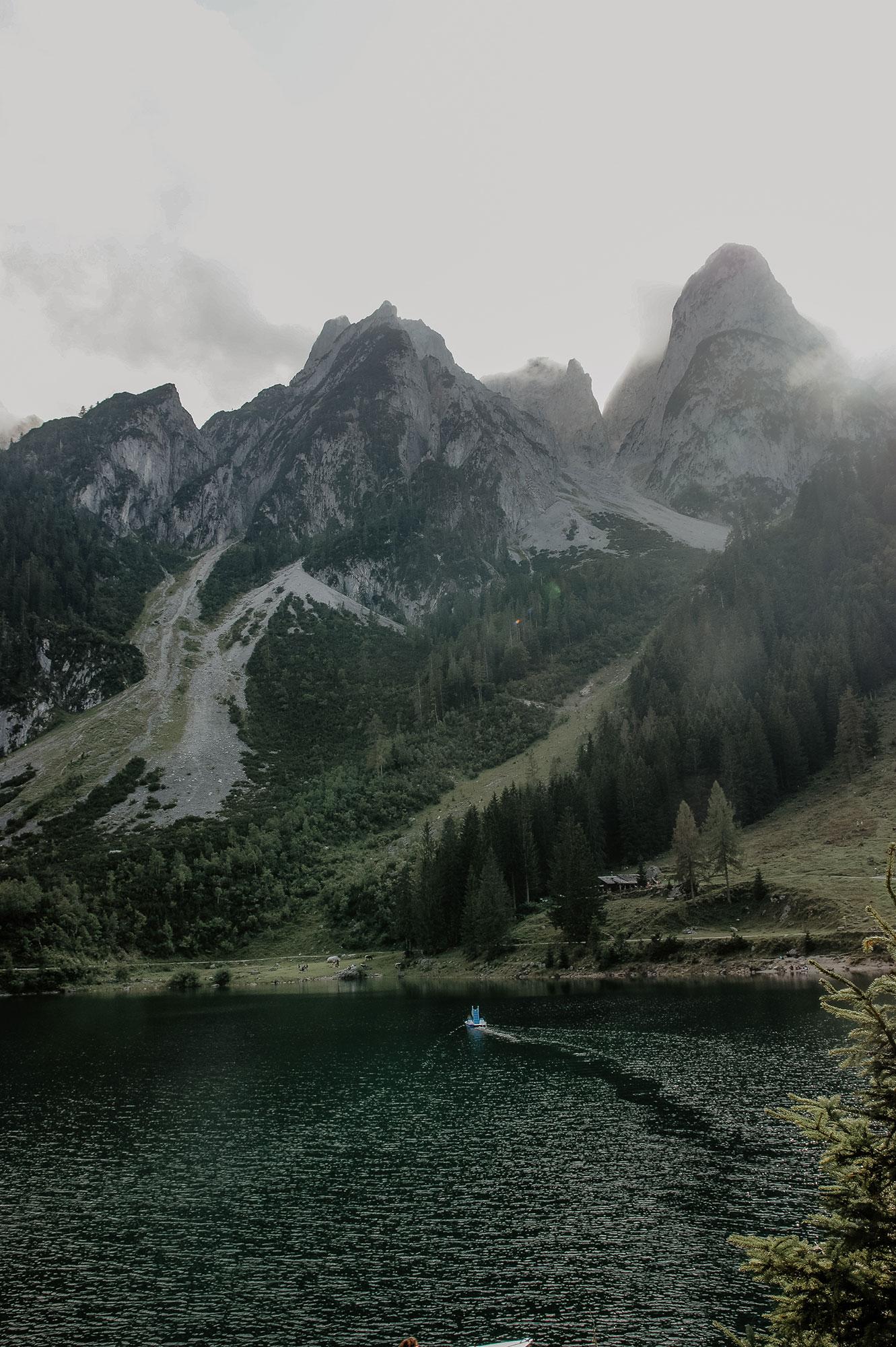 Gosausee-Wanderung