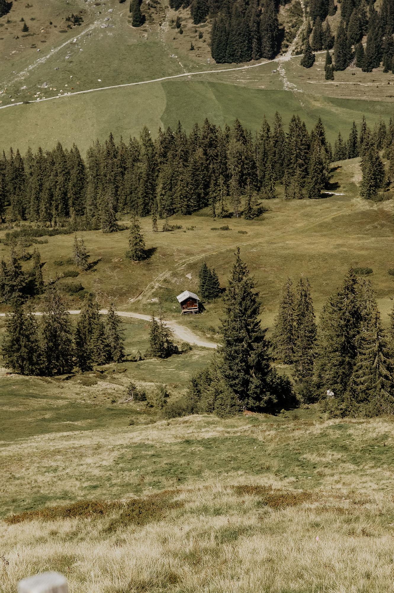 Hochkönig-Hochkeil-Wanderung-Mandelwände