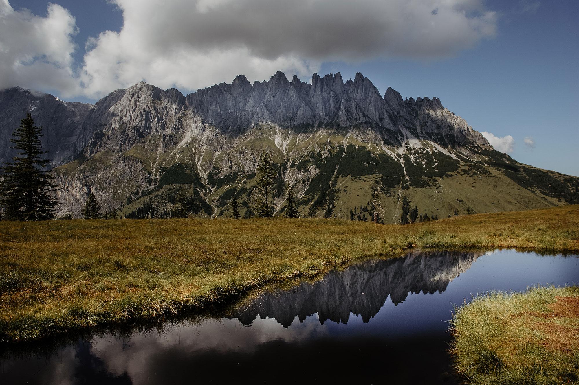 Hochkönig-Hochkeil-Wanderung-Mandelwände (99)