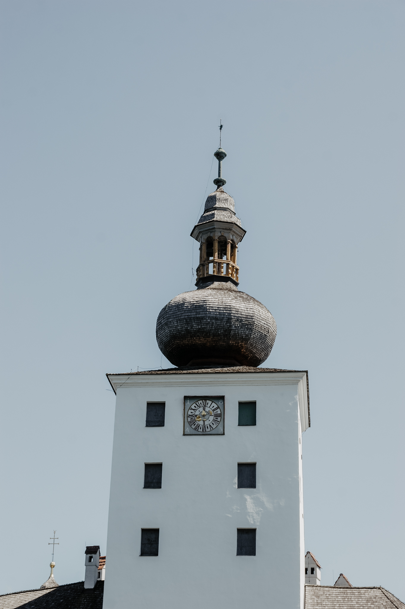 Gmunden Schloss Ort