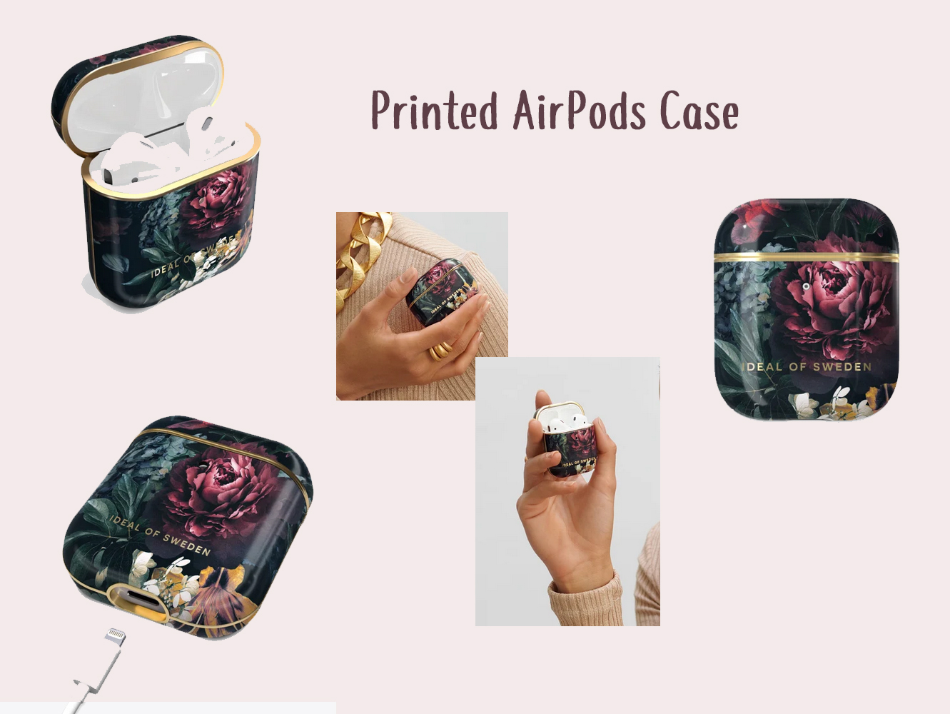 ideal of sweden airpods case